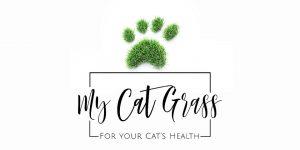 My Cat Grass Logo